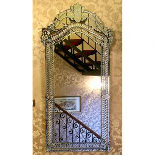 Fratelli Tosi / Venetian wall mirror / 432