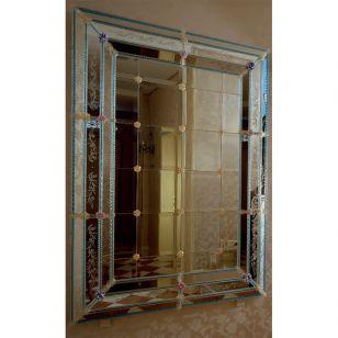 Fratelli Tosi / Venetian wall mirror / RETT.200X140