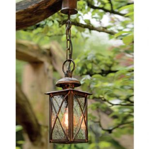 Robers / Outdoor Suspension Lamp with chain / HL 2349-A