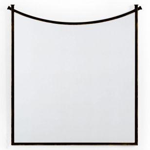 Jonathan Charles / Wall Mirror / 494160-B (Bronze)