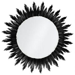 Jonathan Charles / Wall Mirror / 494469-BLA