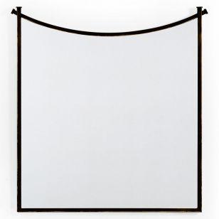 Jonathan Charles / Wall Mirror / 494507-B (Bronze)