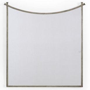 Jonathan Charles / Wall Mirror / 494507-S (Silver)