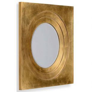 Jonathan Charles / Wall Mirror / 494772-GIL (Gold)