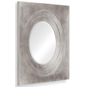 Jonathan Charles / Wall Mirror / 494772-SIL (Silver)