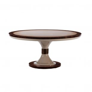 Mariner / Dining round table / Ascot 50388.1