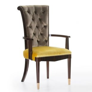Mariner / Dining armchair / SAVOY 50442
