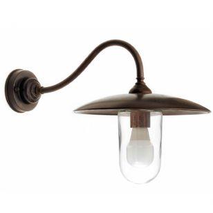 Moretti Luce / Outdoor Wall Lamp / Trasimeno 1340