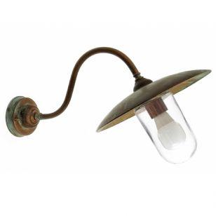 Moretti Luce / Outdoor Wall Lamp / Trasimeno 1341