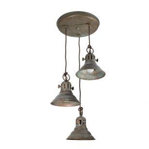 Moretti Luce / Pendant Lamp / Cottage 3058.AR & 3058.BA