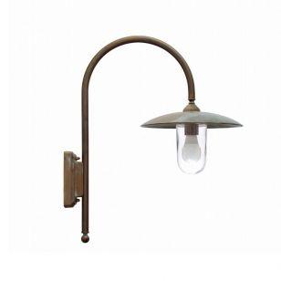 Moretti Luce / Outdoor Wall Lantern / Trasimeno 1750