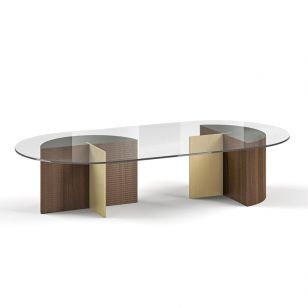 Pregno / Coffee table / Clock 140
