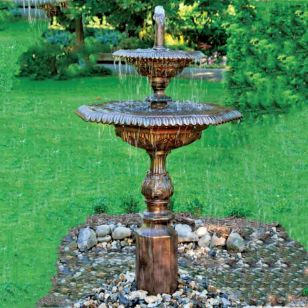 Robers / Outdoor ornamental fountain / B 8602