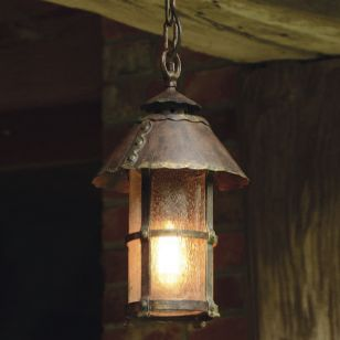 Robers / Outdoor Suspension Lamp with chain / HL 2331