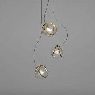 Terzani / Suspension LED Lamp / Pug U03S