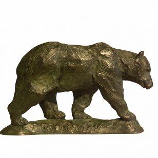 Tom Corbin / Author's sculpture / Bear S3045