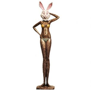 Tom Corbin / Author's sculpture / Bikini Bunnee S1290