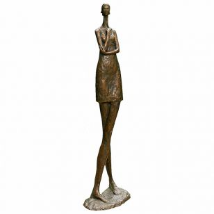Tom Corbin / Author's sculpture / Gabrielle S1076