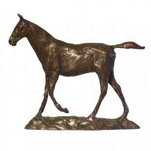 Tom Corbin / Author's sculpture / Horse S3511
