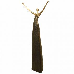 Tom Corbin / Author's sculpture / Lyric S1002