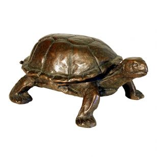 Tom Corbin / Author's sculpture / Turtle S3010