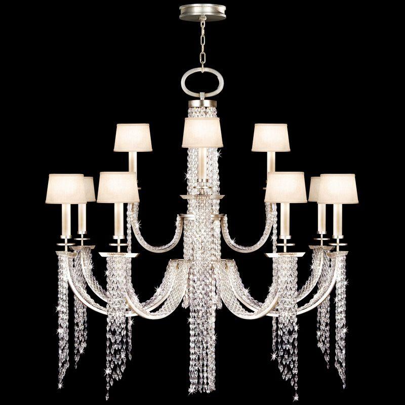 Fine Art Lamps / Chandelier / 749040ST