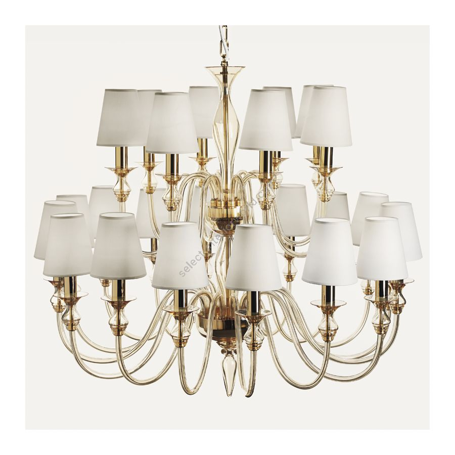 Buy De Majo Traditional Chandelier 2599 K16 8 Shade Online Price Start From 9 294 00