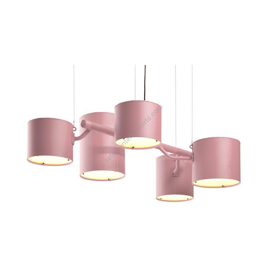Light pink finish