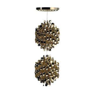 Verpan / Hanging Lamp / Spiral SP2 (Gold)