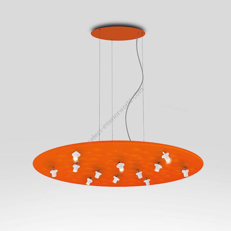 Artemide / Suspension LED Lamp / Silent Field 1012340A