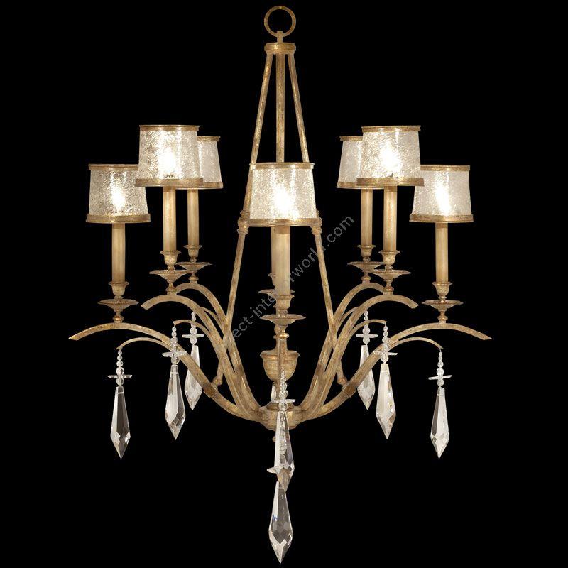 Fine Art Lamps / Chandelier / 567540ST