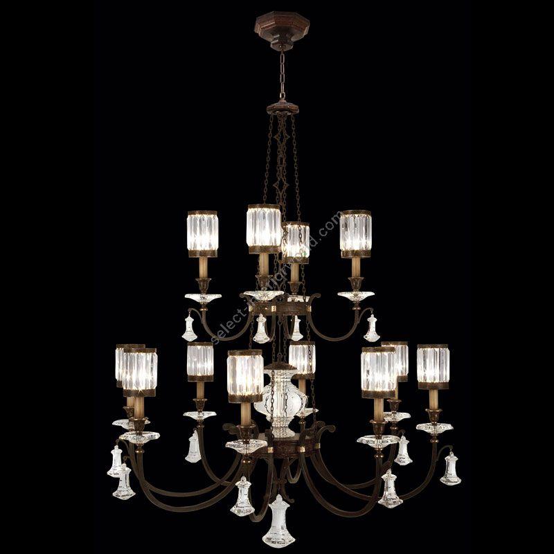 Fine Art Lamps / Chandelier / 584740ST