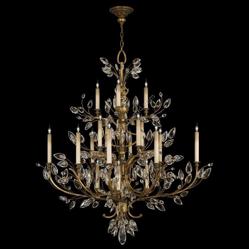 Fine Art Lamps / Chandelier / 774440ST