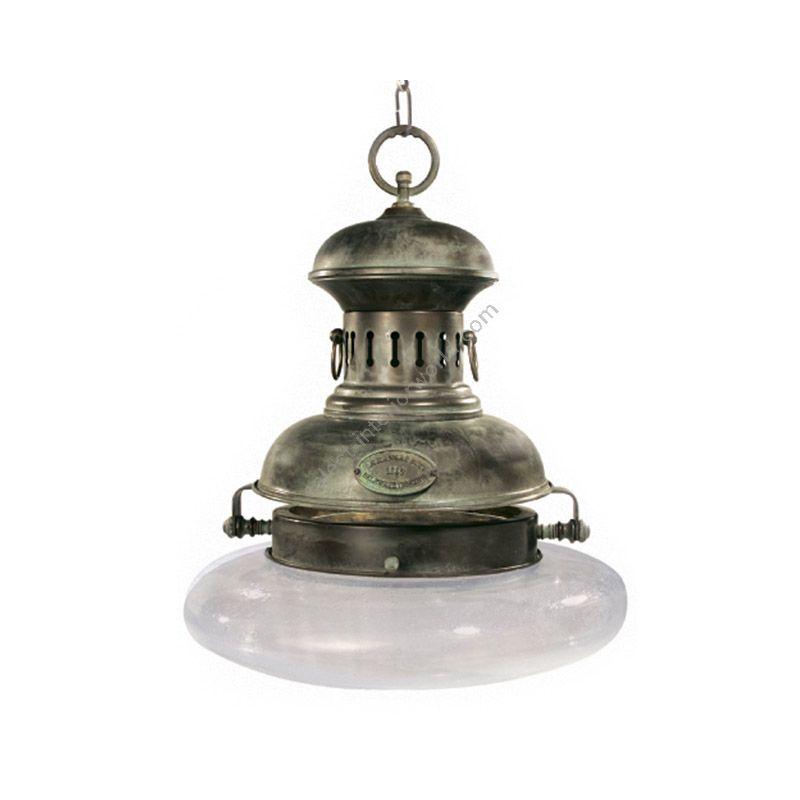 Moretti Luce / Pendant Lantern / Galeone 1112
