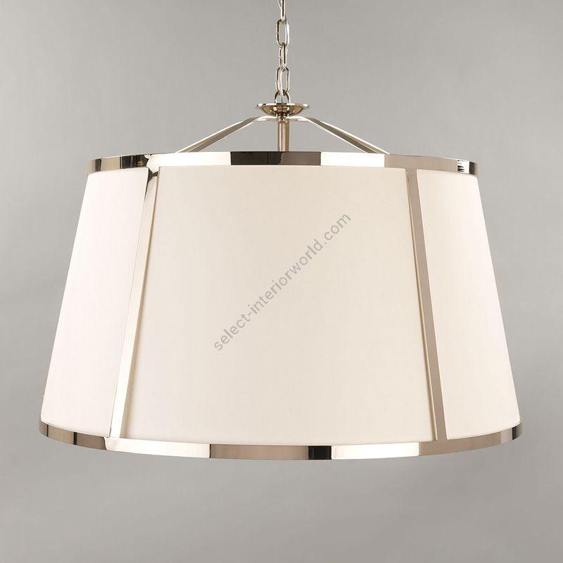 Vaughan / Pendant Lamp / Brenta CL0009.NI & CL0009.BR