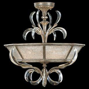 Fine Art Lamps / Semi-Flush Mount / 704340ST