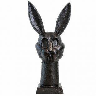 Tom Corbin / Skulptur / Bronze Bunnee S1414