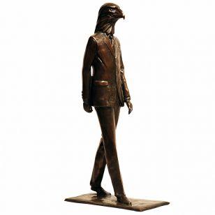 Tom Corbin / Skulptur / Hiero-Man S2320