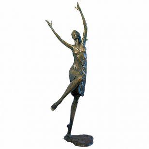 Tom Corbin / Skulptur / Jazz I S1085