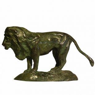 Tom Corbin / Skulptur / Lion S3050