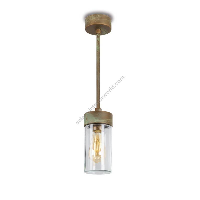 Moretti Luce / Pendant lamp / Silindar 3358